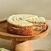 저당 저탄수 당근케이크 1호 (기념일 케이크)