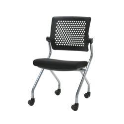 디오에어BKA 플라스틱의자 회의용 사무용 의자