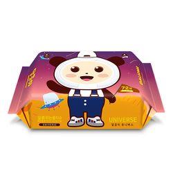 달곰이 러블리 베이직 엠보싱 캡형 (72매) 10팩