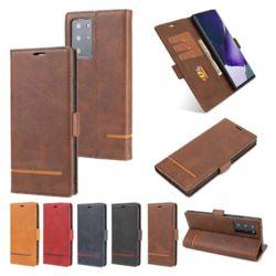 갤럭시노트20/S20/S10/노트10 가죽 카드 지갑 케이스