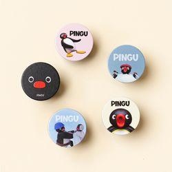 [Pingu] 핑구 정품 캐릭터 뉴트로 이지그립 톡톡 스마트톡 2세대
