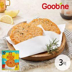 굽네 에어프라이어용 안심 지파이 3팩 (대만식 닭튀김)