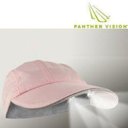 [팬셜비젼] 런너 LED 4구캡(핑크)