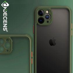 데켄스 아이폰12프로 투명 케이스 M789