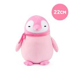 영아트 황제펭귄 인형 핑크-소형(22cm)
