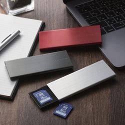 SD & micro SD 메모리 카드 클립케이스 L