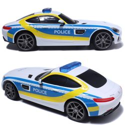 마이스토 세계명차 알씨  Mercedes AMG GT Police RC