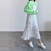 Wrinkle Cami Long Dress
