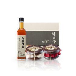 해바랑 수진원 전통 재래식 선물세트 B1호