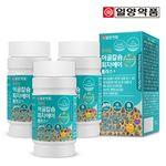 일양약품 프라임 어골칼슘 폴리감마글루탐산 60정 3병