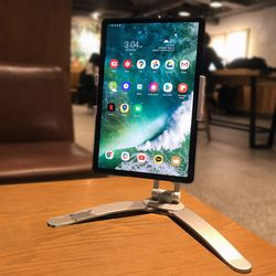 태블릿 거치대 스마트폰 아이패드 프로 갤럭시탭