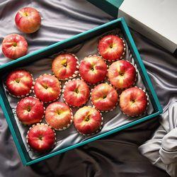 명절 프리미엄 사과 13과 내외 과일선물세트