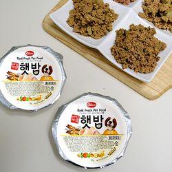 햇밥(pdc) 그레인프리 오리 (120g) - 3개