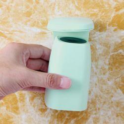 자석부착 거꾸로 양치컵(민트)