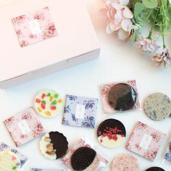 [무료배송] 플레르 바크 초콜릿만들기 DIY 세트 초콜렛 발렌타인데이