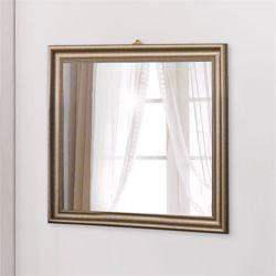 에뜨랑 골든 사각 반신 거울 벽걸이형