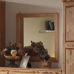 리노 엘다 원목 800 대형 거울