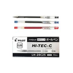 파이롯트 하이텍C LH-20C25 0.25mm /10개입 1세트
