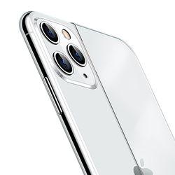 아이폰 11프로맥스 0.4mm 투명 슬림 케이스 투명