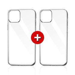 아이폰 X 0.4mm 투명 슬림 케이스 투명
