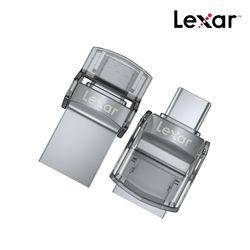 렉사Lexar Dual Drive D35c Type-C OTG USB 3.0 32GB
