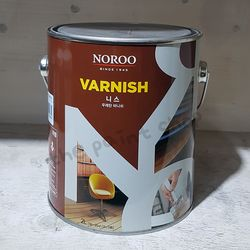 [수수료 확인] 노루페인트 특급품 우레탄 바니쉬(니스) 4리터 (유광)
