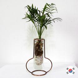 동공예품 인테리어 와이어 꽃화병 SFB-704