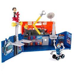 정품 로봇발명왕 러스티 변신로봇 연구소
