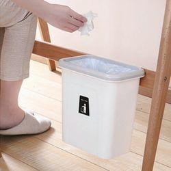 싱크대 걸어두는 쓰레기통 뚜껑없는 휴지통 2color 대size