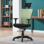 진타 메쉬 헤드레스트 의자 일반형