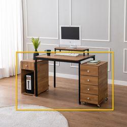 지핀 컴퓨터 책상 세트 800