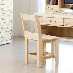 베스틱 원목 등받이 의자