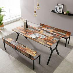 케지 모던 테이블 세트 1800