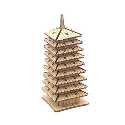 [모또나무] 신라의 황룡사구층목탑