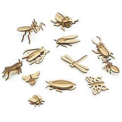 [모또나무] 미니 곤충 만들기 12종 set