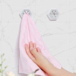키밍 심플 수건 꽂이 화장실 행주걸이 싱크대 욕실