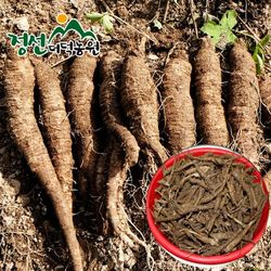 정선더덕농원 6년근 생더덕 1kg (소)