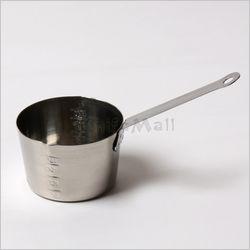 스텐 계량컵 200ml (긴 손잡이)제과제빵조리사시험