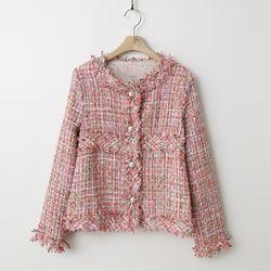 Tweed Blossom Jacket