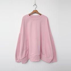 Cotton Two Oversized Sweatshirt