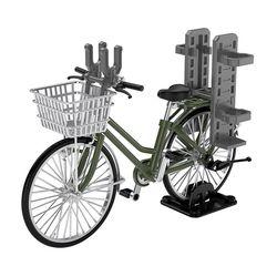 [리틀 아머리]LM007 통학 자전거(지정방위교용-자동화기운반형)