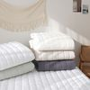 멜로우 세미워싱 사계절 침대패드(Q) 5color