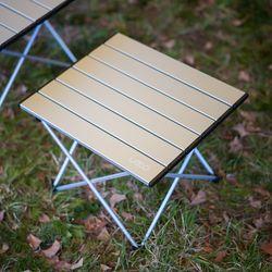 레토 초경량 접이식 캠핑 테이블 LCT-F02 (소형) 파우치포함