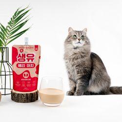 펫밀크 강아지 고양이 우유 200ml