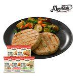[무료배송] 닭가슴살 스테이크 혼합 14팩(오리지널3호박3고추3갈릭3야채2)