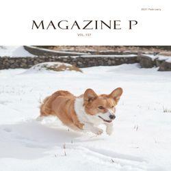 반려동물 매거진P - 2021년 2월호 (겨울연가)