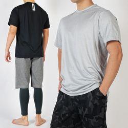 짐웨어 헬스복 반팔 티셔츠 트레이닝복 상의 운동복 기능성