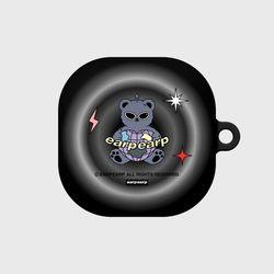 Space night bear-black(buds live hard)