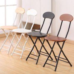 인테리어 카페 심플 접이식 까페 의자