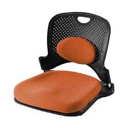 F5760 솔리드 기본형좌식 의자 (요추형탈부착)